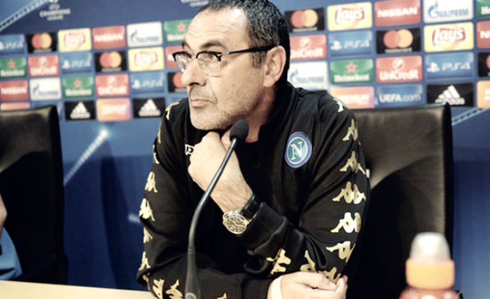 Lazio-Napoli: 0-3. Sarri: