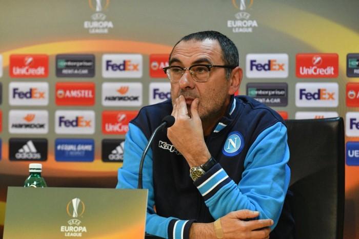Napoli, si avvicina l'eliminazione dall'Europa League