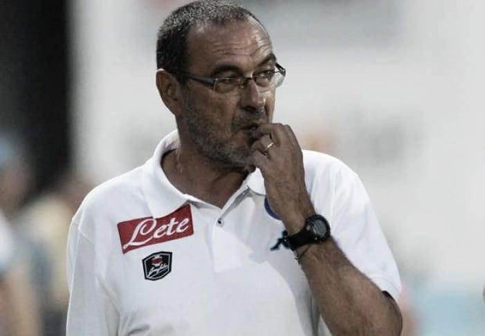 Coppa Italia: Sarri squalificato per due giornate, Mancini multato