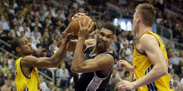 San Antonio Spurs Bounce Back In 96-90 Victory Over Fenerbahce Ulker