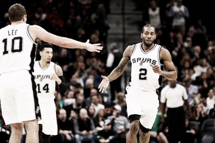 Nba, San Antonio in controllo sui Celtics (108-101)