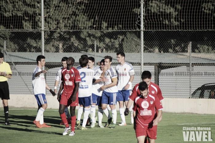 Nueva victoria del Deportivo Aragón