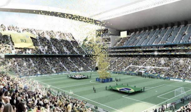 Cerimonia De Abertura Da Copa Do Mundo  E