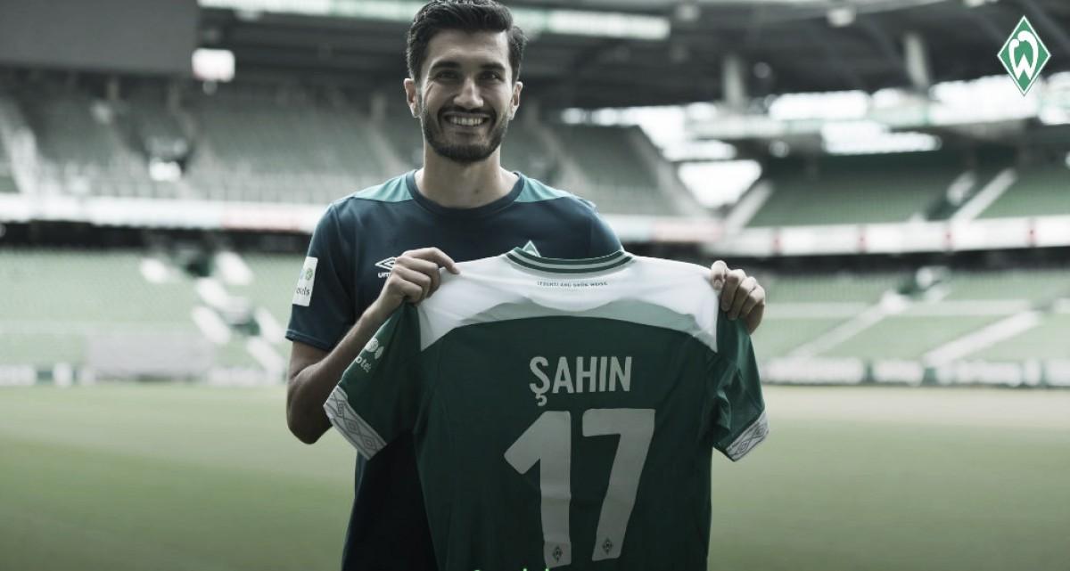 Após cinco anos, Nuri Sahin deixa Borussia Dortmund e acerta com Werder Bremen