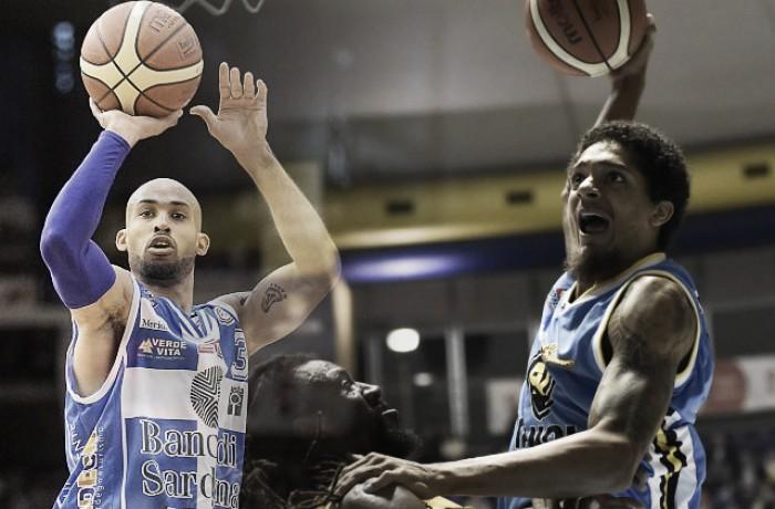Basket, Cremona prova lo sgambetto a Sassari