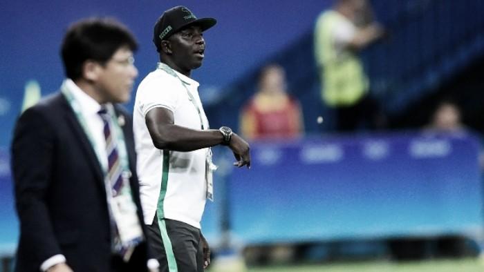 Prata na Olimpíada de Pequim, Samsom Siasia terá sua segunda chance de brilhar no comando da Nigéria