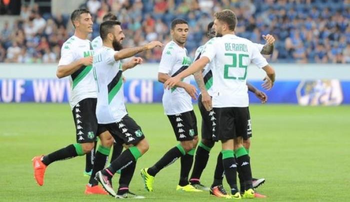 Europa League - Sassuolo, la lista di Di Francesco: dentro i nuovi arrivi