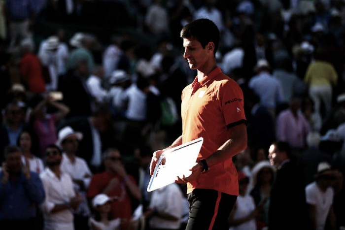 Chegou a vez de Novak Djokovic?