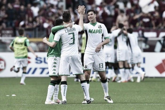 Sassuolo, tre gol e tre punti per tornare a sognare il sesto posto e l'Europa