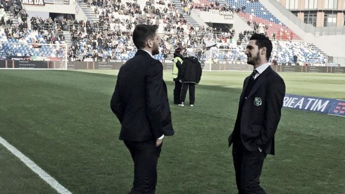 Sassuolo-Juventus, le formazioni ufficiali