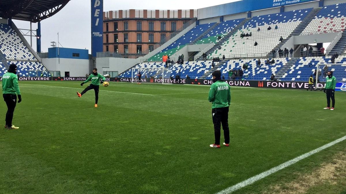 Serie A: il Sassuolo cerca punti della tranquillità, la Sampdoria sogna l'Europa League