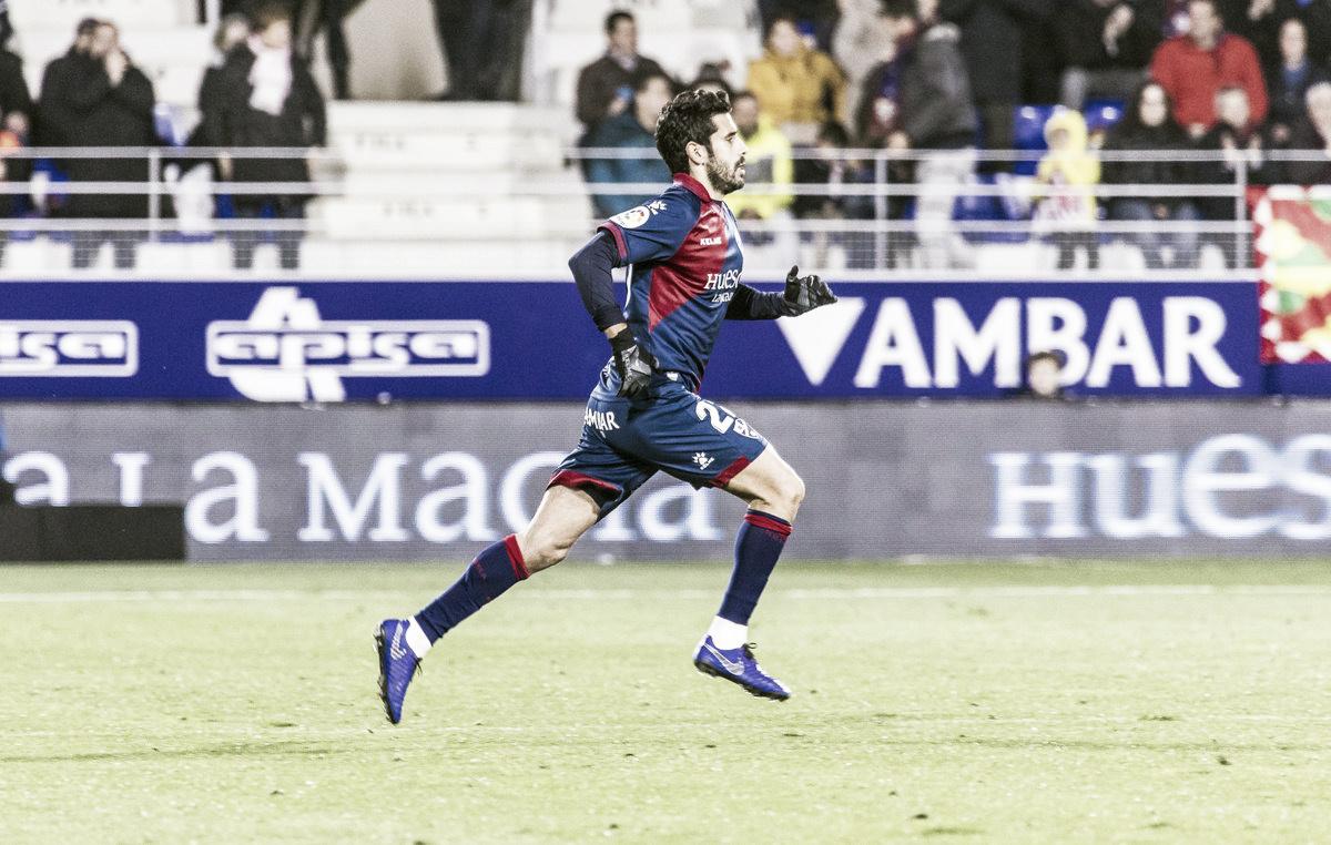 Lluis Sastre deja la SD Huesca