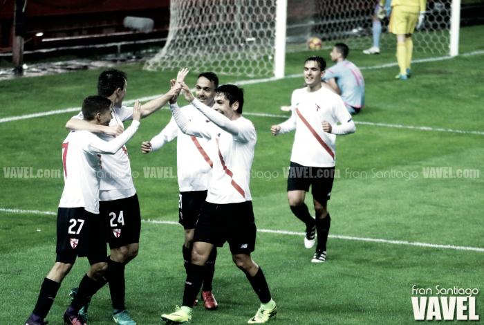 Sevilla Atlético - Mirandés: puntuaciones del Sevilla Atlético, jornada 16 de La Liga 1/2/3