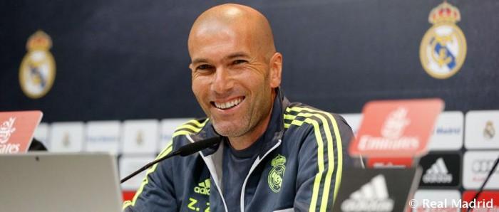 """Zidane: """"Hasta que Bale no esté al 100% no jugará"""""""