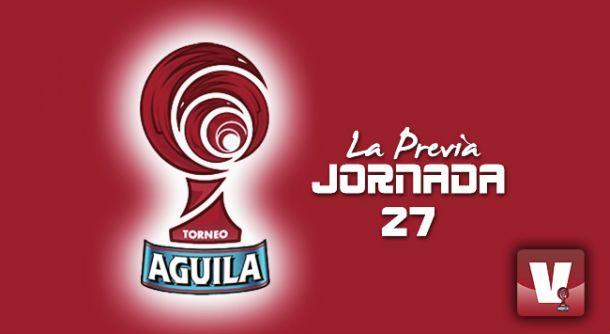Torneo Águila - Fecha 27: El ascenso llega a su etapa definitoria