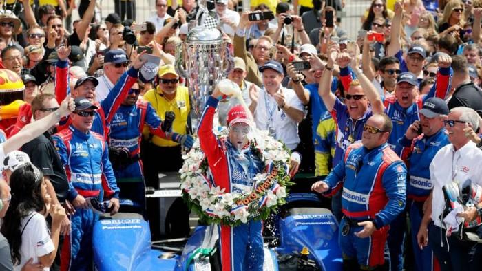 Takuma Sato vince la 500 miglia di Indianapolis