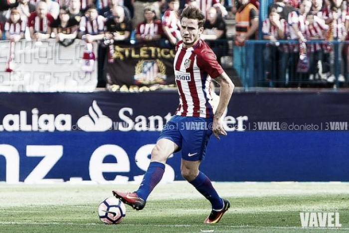 """Saúl: """"Mi intención es estar en el Atlético toda la vida"""""""
