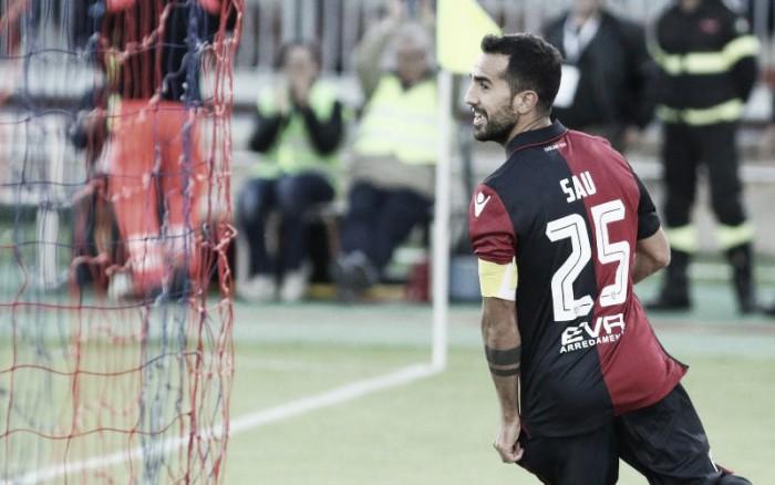 Cagliari: Rastelli vara il 4-3-2-1, peso dell'attacco affidato a Sau