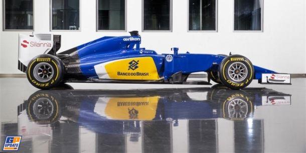 Sauber presenta su nuevo monoplaza para 2015: el C34