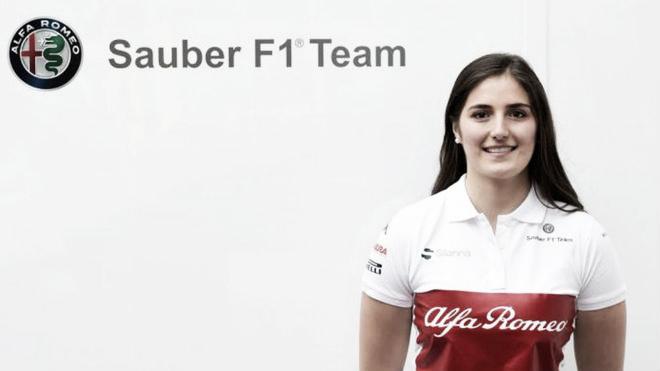 Tatiana Calderón: veloz camino de la Fórmula 1