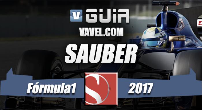 GUÍA VAVEL F1 2017: Sauber, mucha fiabilidad y poco ritmo