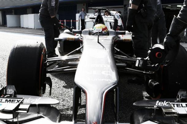 Sauber corta e redesenha C33 para GP de Espanha