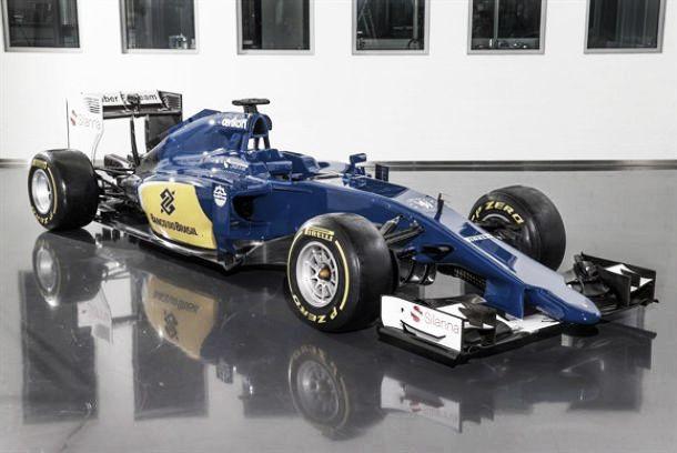 Sauber apresenta o seu C34
