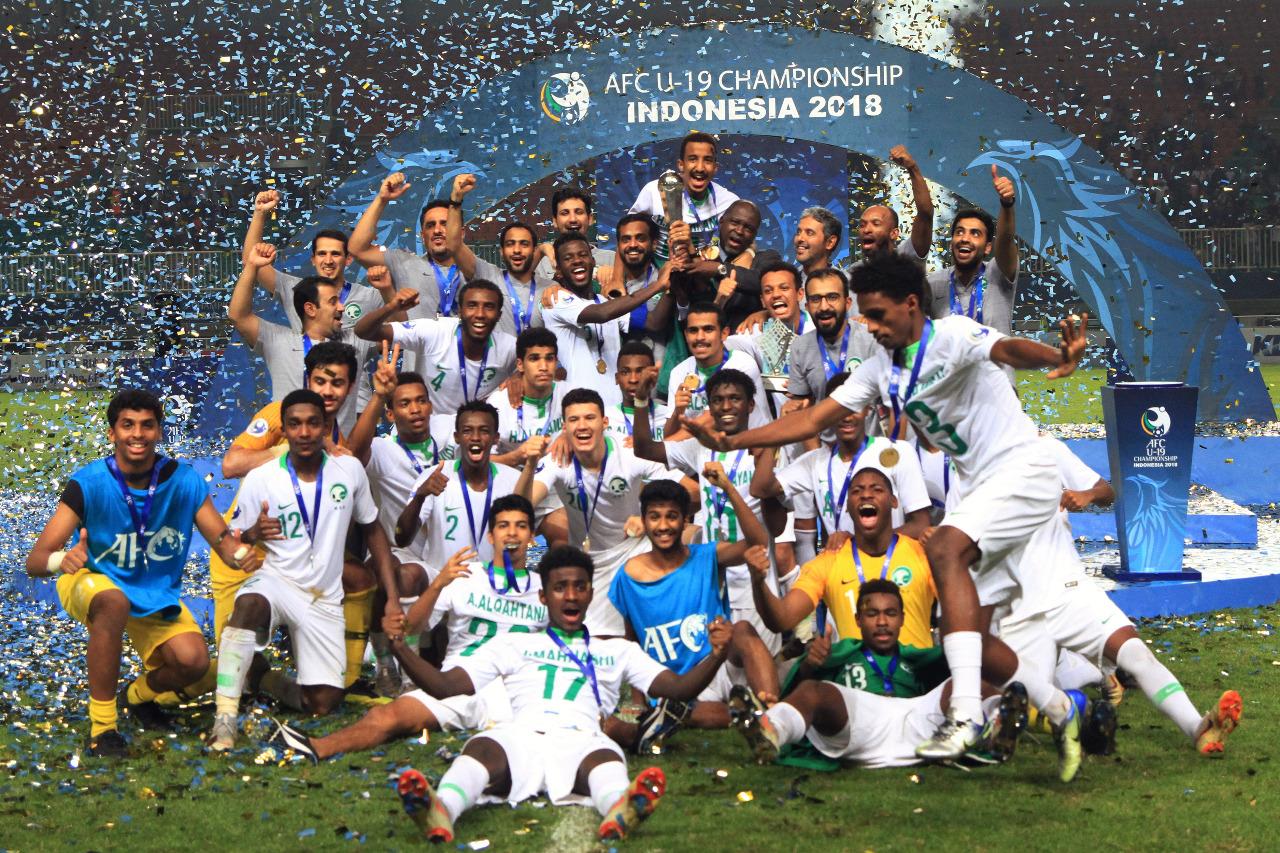 Arab Saudi Juara Piala AFC U19
