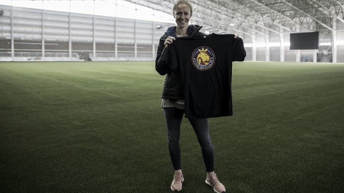 Becky Sauerbrunn officially joins Utah Royals FC
