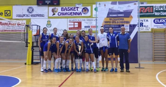 Volley, Serie A1 femminile: ecco la neo promossa Saugella Team Monza