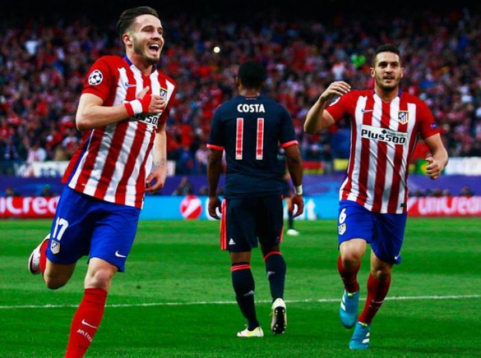 Champions League, Saùl Niguez firma l'impresa dell'Atletico: 1-0 al Bayern