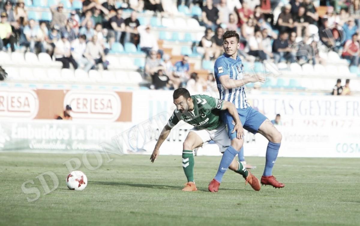 Saúl Crespo renueva su compromiso con la Deportiva
