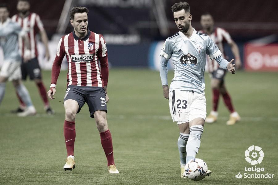 Atlético de Madrid 2-2 Celta de Vigo: un punto que sabe a gloria