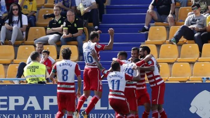 AD Alcorcón - Granada CF: puntuaciones del Granada CF, jornada 7 de Segunda División