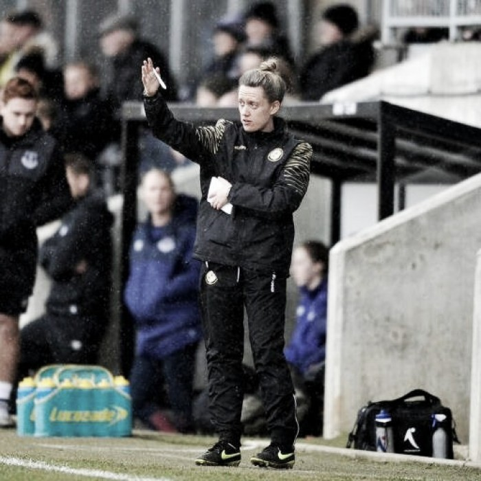 Millwall Lionesses manager Sawiuk disappointed with Yeovil defeat