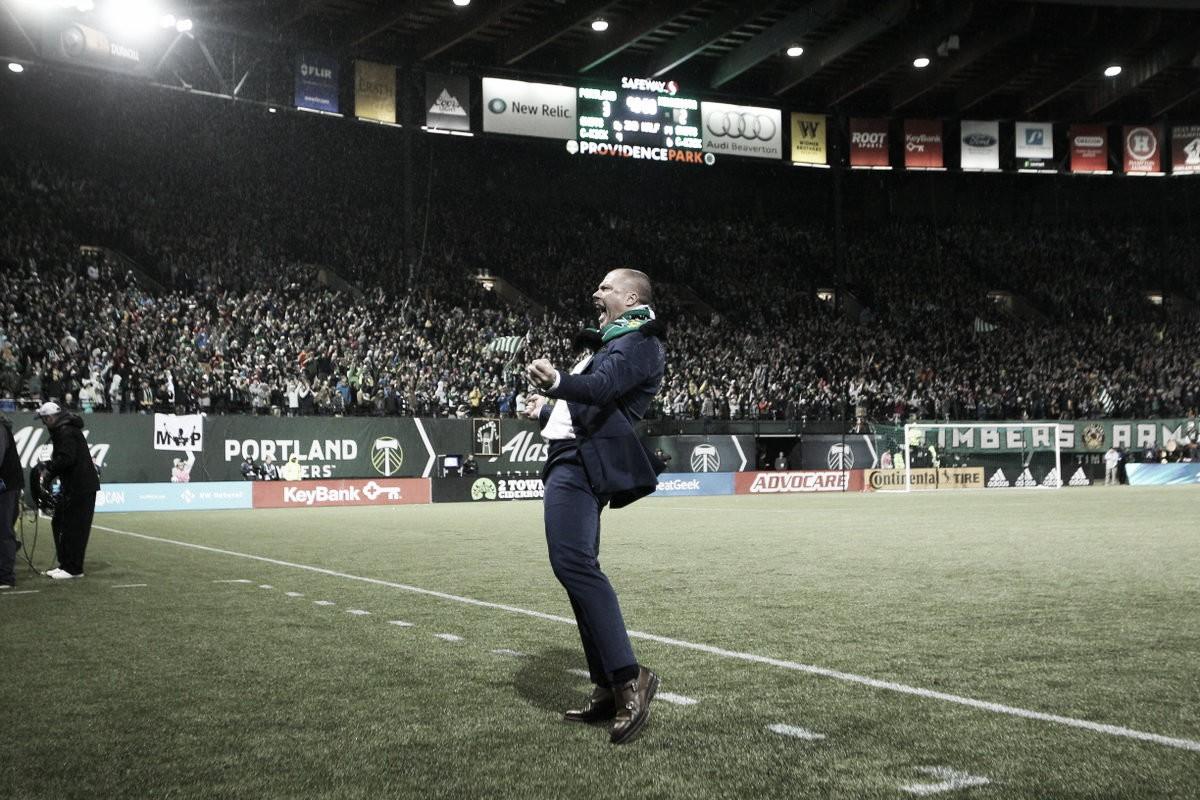 Resumen de la séptima semana en la MLS 2018. Vencedores y vencidos
