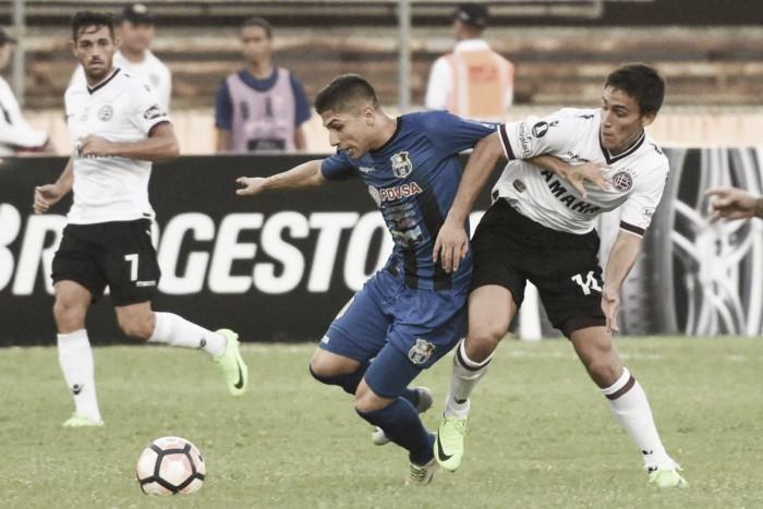 Mucho castigo para un buen Zulia FC