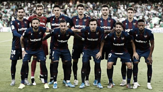 Análisis del rival del Sevilla: un Levante UD en tierra de nadie