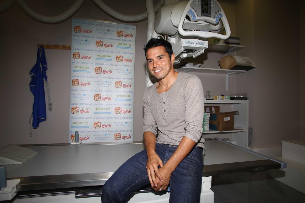 Saviola pasa el reconocimiento médico con el Málaga