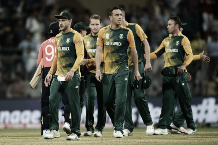 South Africa - Afghanistan World T20 Preview: Both teams looking to bounce back after losses in their first game