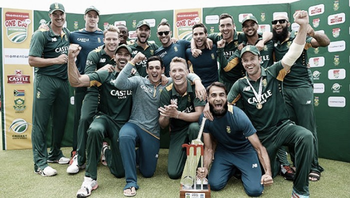 South Africa - England: Top three performers from the ODI series