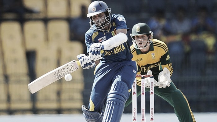 South Africa outclass Sri Lanka to win by eight wickets to end on a high