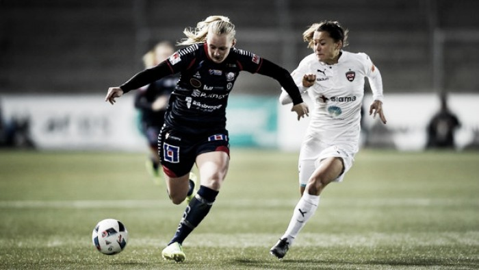 Damallsvenskan - Matchday 14 round-up: The title race is far from over