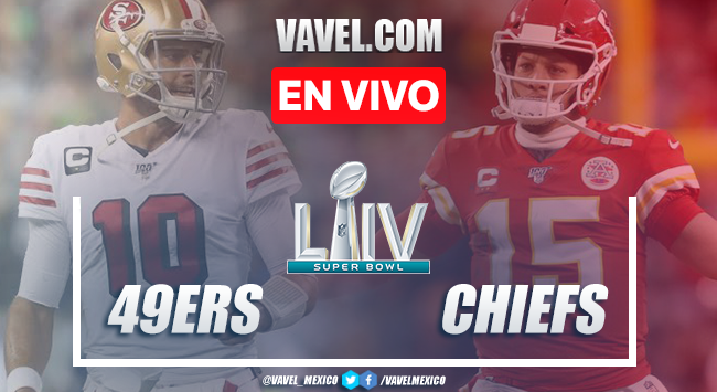 Resumen y touchdowns: 49ers 20-31 Chiefs en el Super Bowl 2020