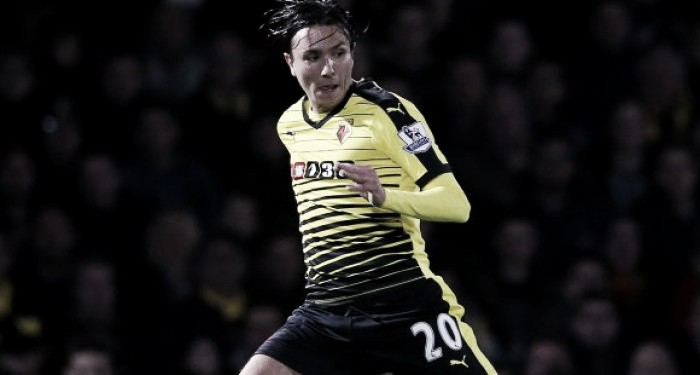 Watford winger Steven Berghuis set for Feyenoord loan