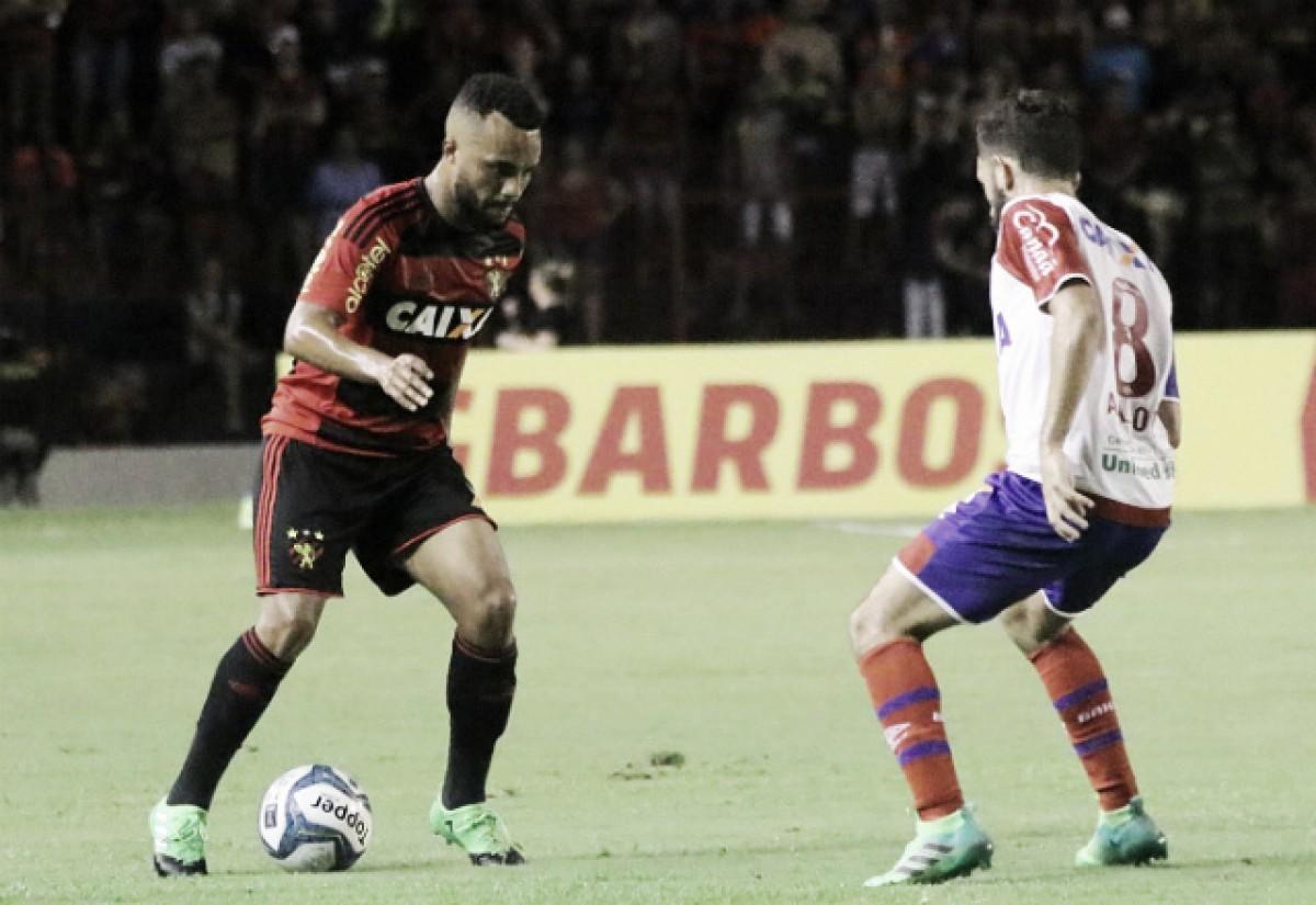 Em 'jogo de seis pontos', Bahia e Sport fazem duelo direto contra o Z-4
