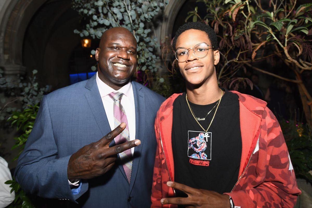 Shareef O'Neal, hijo de Shaq, jugará para UCLA