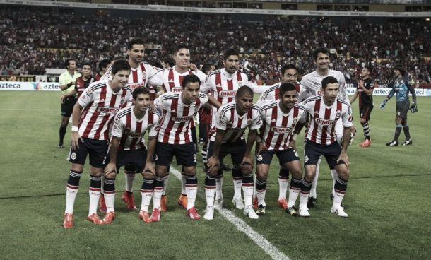 Atlas - Chivas: puntuaciones de Chivas, Jornada 12
