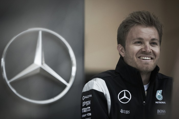 Nico Rosberg suma y sigue en los primeros entrenamientos libres de Rusia