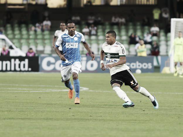 Em jogo de sete gols, São Bento goleia o Coritiba e elimina fantasma do rebaixamento